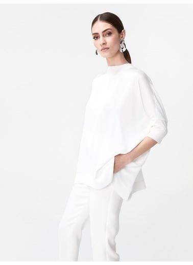 Ipekyol Bluz Beyaz